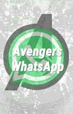 Avengers-Whatsapp by marvelswanda