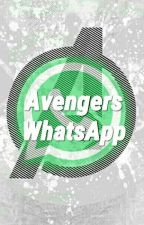 Avengers-Whatsapp by xAvengersx