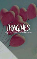 ㅡ 《Imagines》| K-Pop artists by Kim_Rebecca