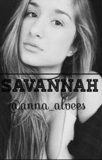 Savannah ► (S.M) by anna_alvees