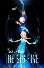 Ask & Dare The Big Five! (+Kristanna, Eugene and more!) by jelsafavs