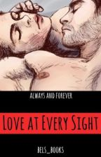 Sterek FanFic- Love At Every Sight (boyxboy) by bels_books