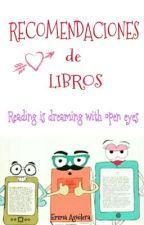 Recomendaciones de libros by emmagma