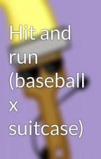 Hit and run (baseball x suitcase) by Pixlemations_penn