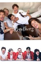 New brothers?????? (One Direction Fan Fiction) by hazzalover69