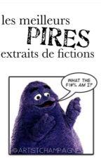 Fictions? Nan. ( le pire des fictions ) by Uniiverse