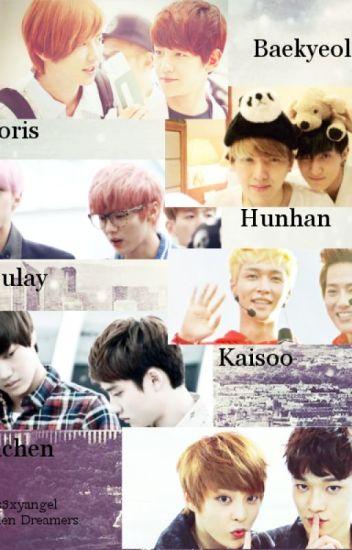 """(Shortfic)""""EXO"""" và 6 """" căn phòng """" """"hạnh  phúc"""" ."""