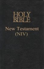 The Holy Bible (New Testament) by Lea_vil2022