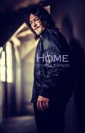 HOME | Daryl Dixon by Little_Dixon_Cx