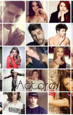 Actores para tus novelas. by -Arthie