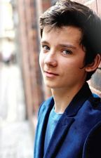 imagina con Asa Butterfield by jererusher