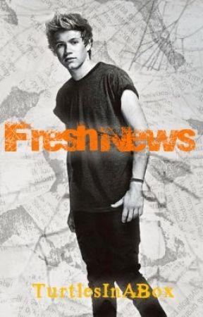 Fresh News - Narry Storan AU {Permanent Hiatus} by TurtlesInABox