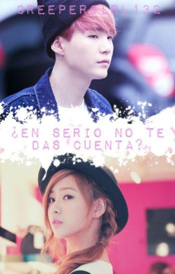 ¿En Serio No Te Das Cuenta? ↬ Yoongi