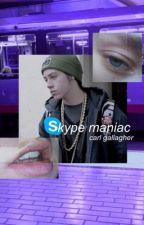 skype maniac    carl gallagher by purplesleep