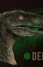 Jurassic World by ShadowthePiratecat