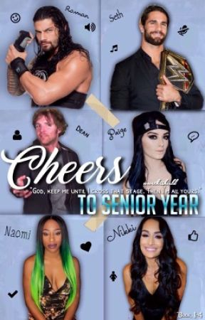 Cheers to Senior Year • books 1-4  by wwetheshield