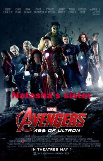 Natasha's sister (Avengers Age of Ultron)
