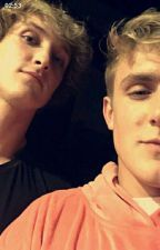 Logan and Jake Paul Imagines by LoveforDance15