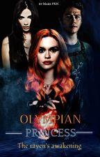 Princess Of Olympus (Percy Jackson) by OHeronStern