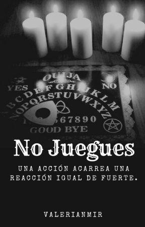 """""""No Juegues"""" by valerianmir"""
