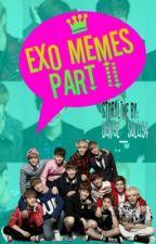 Exo Memes 2 by Denise__Sulli94
