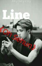 Line 《 Oh Sehun 》 by Zeyseyzsy