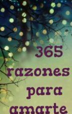 365 razones para amarte by AnaMariaOrozcoP