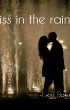 Kiss in the rain by lexiii_bohne