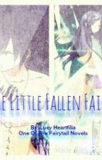 The Little Fallen Fairy by Morgiana-