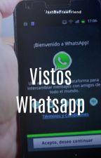 Los Vistos de Whatsapp {EunHae} by JustBeFreeFriend