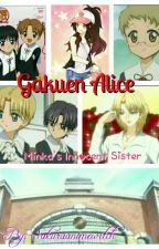 Gakuen Alice Minka's Innocent Little Sister On Hold by sakuraanimewitch