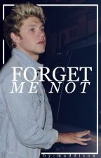 forget me not ; njh by maddstoned