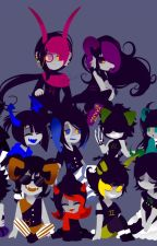 *~.!The Little Trolls!.~* {!Homestuck Ocs!} by TheLittleSchoolBoys
