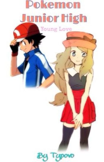 Pokemon Junior High ~Young Love~ (Amourshipping)