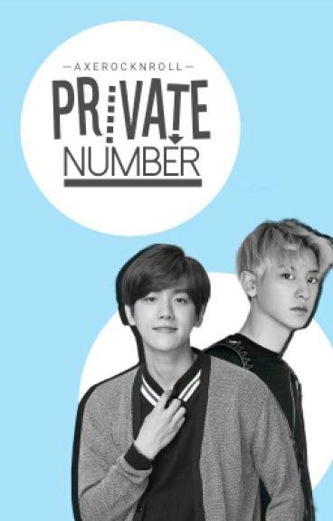 Private Number (BaekYeol / ChanBaek)