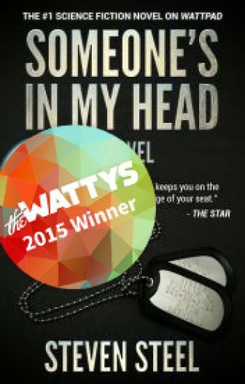 Someone's In My Head (WATTYS AWARD WINNER 2015)