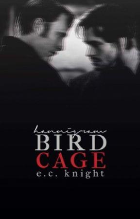 Bird cage - (hannigram) by lizzyciel