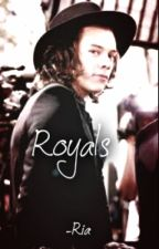 Royals / Harry Styles by DirectionerRia17