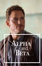 Alpha and Beta || Jurassic World by -CaptainObvious-