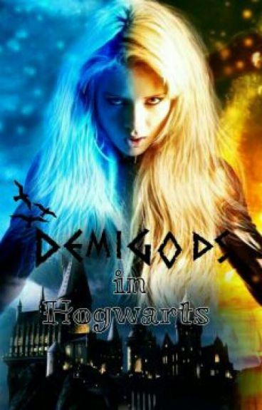 Demigods in Hogwarts *slow Update*