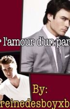 Pour l'amour d'un parrain by lareinedesboyxboy