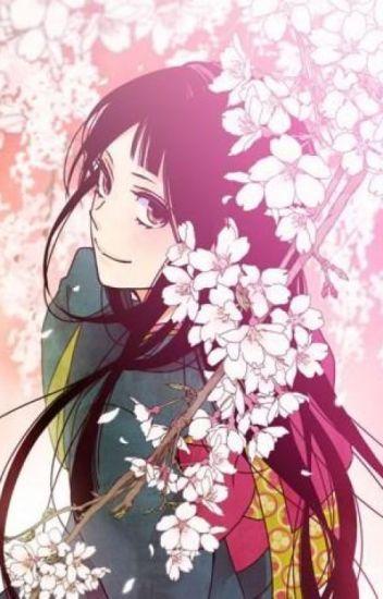 Die Liebe ist wie eine Kirschblüte