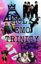 Holy Emo Trinity by teenagextrashbag