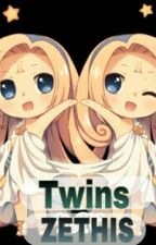 Twins Zethis by dinurxx