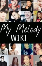 My Melody Book: Wiki by JesselynJanice