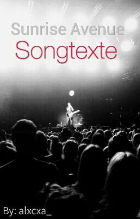 Sunrise Ave - Songtexte by alxcxa_