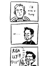 A Stony Oneshot(Steve Rogers x Tony Stark) by Saeyoung_Chips