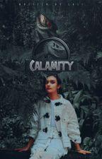 calamity. ( jurassic world ) by batesmoteI