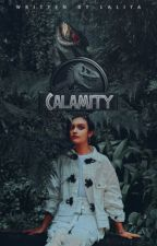 calamity. ( jurassic world ) by batesmoteI