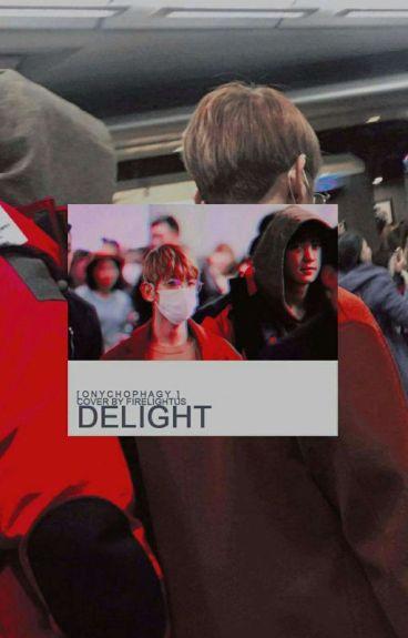 Delight || chanbaek (mpreg)